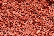Red Woodchip